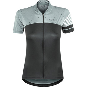 GORE WEAR C5 Jersey Dam black/nordic blue
